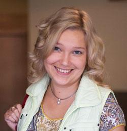 Алена Солодилова (Преображенская)